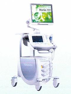 超音波診断装置(心エコー/頚動脈超音波)